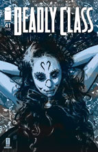 Image: Deadly Class #41 (cover B - Fuso) - Image Comics