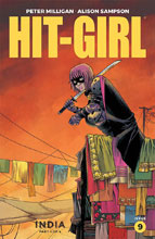 Image: Hit-Girl Season Two #9 (cover A - Shalvey) - Image Comics