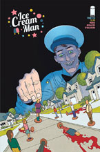 Image: Ice Cream Man #16 (cover A - Morazzo & Ohalloran) - Image Comics