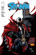 Image: Spawn #302 (cover A - Cappulo & McFarlane) - Image Comics