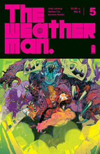 Image: Weatherman Vol. 2 #5 (cover A - Fox) - Image Comics