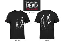 Image: Telltale Walking Dead T-Shirt: Age of Clementine  (XL) - Image Comics