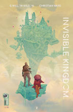 Image: Invisible Kingdom #6 - Dark Horse Comics