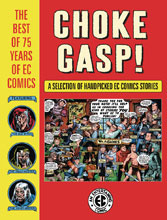 Image: Choke Gasp!: The Best of 75 Years of EC Comics HC  - Dark Horse Comics