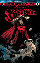 Image: Tales from the Dark Multiverse: Death of Superman #1 - DC Comics