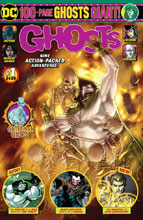 Image: DC Ghosts Giant #1 - DC Comics