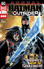 Image: Batman and the Outsiders Annual #1 - DC Comics