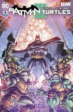 Image: Batman / Teenage Mutant Ninja Turtles III #6 - DC Comics/IDW