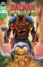 Image: Batman vs. Ra's Al Ghul #3 - DC Comics
