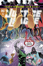 Image: Justice League #33 - DC Comics