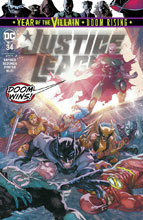 Image: Justice League #34 (YotV) - DC Comics