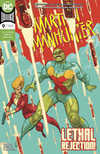 Image: Martian Manhunter #9 - DC Comics