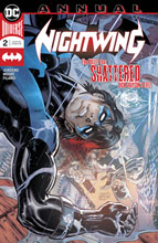 Image: Nightwing Annual #2 - DC Comics