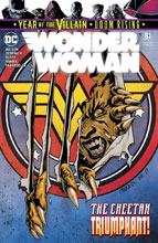 Image: Wonder Woman #81 (YotV) - DC Comics