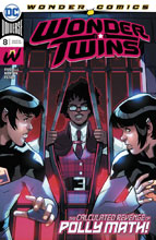 Image: Wonder Twins #8  [2019] - DC-Wonder Comics