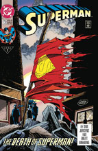 Image: Dollar Comics: Superman #75 - DC Comics