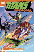 Image: Titans: Burning Rage #3  [2019] - DC Comics