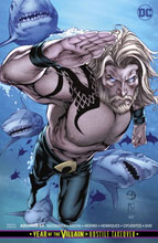 Image: Aquaman #54 (variant card stock cover - Shane Davis) - DC Comics