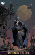 Image: Detective Comics #1015 (YotV) (variant card stock cover - Kenneth Rocafort) - DC Comics