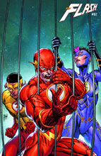 Image: Flash #82 (YotV) (Acetate cover) - DC Comics