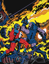 Image: Absolute Fourth World by Jack Kirby Vol. 01 HC  - DC Comics