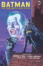 Image: Batman: The 1989 Movie Adaptation Deluxe Edition HC  - DC Comics