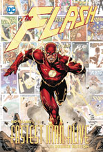 Image: Flash: 80 Years of the Fastest Man Alive HC  - DC Comics