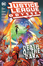 Image: Justice League Odyssey Vol. 02: Death of the Dark SC  - DC Comics