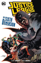 Image: Justice League Vol. 04: The Sixth Dimension SC  - DC Comics