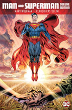 Image: Man and Superman Deluxe Edition HC  - DC Comics