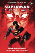 Image: Superman: Action Comics Vol. 01 - Invisible Mafia SC  - DC Comics