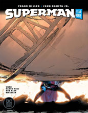 Image: Superman: Year One HC  - DC - Black Label