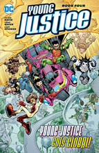 Image: Young Justice Vol. 04 SC  - DC Comics