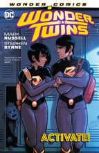 Image: Wonder Twins Vol. 01: Activate! SC  - DC-Wonder Comics