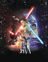 Image: Star Wars Motion Picture SC  (slipcase edition) - IDW Publishing