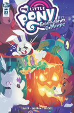 Image: My Little Pony: Friendship Is Magic #83 (incentive 1:10 cover - Justasuta) - IDW Publishing
