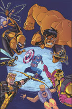 Image: Marvel Action: Avengers #10 (Sommariva) - IDW Publishing