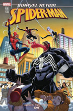 Image: Marvel Action: Spider-Man #11 (cover A - Tinto) - IDW Publishing