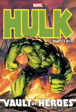 Image: Marvel Vault of Heroes: Hulk - Biggest & Best SC  - IDW Publishing
