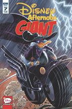 Image: Disney Afternoon Giant #7 (cover A - Magic Eye Studios) - IDW Publishing