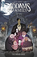 Image: Addams Family: The Bodies  - IDW Publishing