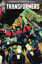 Image: Transformers #14 (cover A - Hernandez) - IDW Publishing