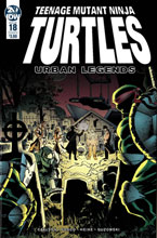 Image: Teenage Mutant Ninja Turtles: Urban Legends #18 (cover B - Fosco & Larsen)  [2019] - IDW Publishing