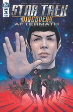 Image: Star Trek Discovery: Aftermath #3 (cover A - Hernandez) - IDW Publishing