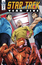 Image: Star Trek: Year Five #7  [2019] - IDW Publishing