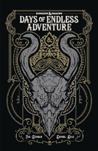 Image: Dungeons & Dragons: Days of Endless Adventure SC  - IDW Publishing