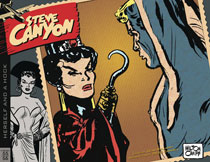 Image: Steve Canyon Vol. 10: 1965-1966 HC  - IDW Publishing