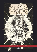 Image: Star Wars Artisan Edition SC  - IDW Publishing