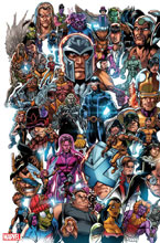 Image: X-Men #1 (variant Every Mutant Ever cover - Bagley) - Marvel Comics
