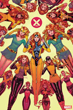 Image: X-Men #1 (incentive 1:50 cover - Dauterman) - Marvel Comics